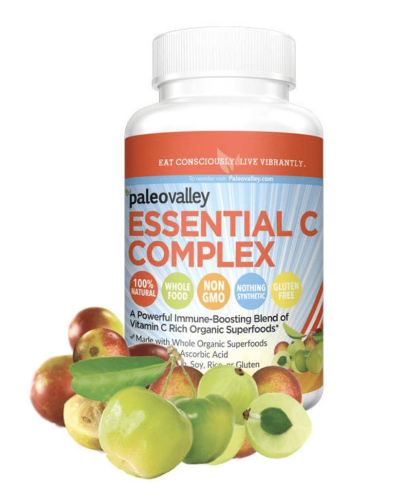 Paleo Valley Essential C Complex