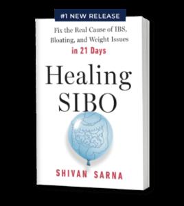 Healing SIBO Book - #1 Release