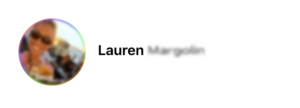 Lauren Testimonial - I've watched everything!