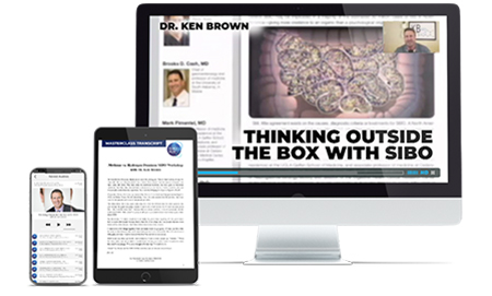 Thinking Outside the Box with SIBO with Dr. Ken Brown